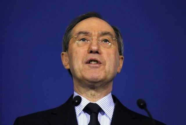 """Guéant à Meyzieu (69): """"Hollande sera soumis aux pressions constantes de Joly et Mélenchon"""""""