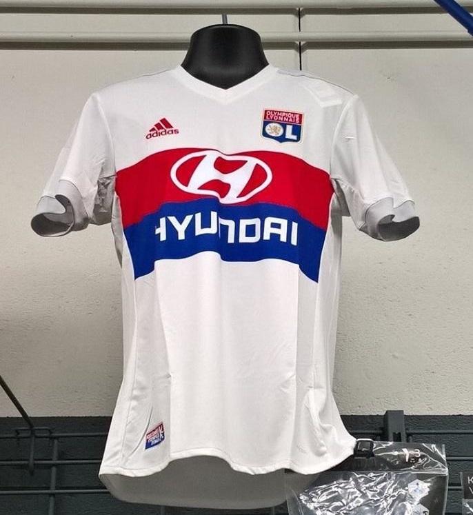OL : les nouveaux maillots déjà révélés sur Internet ?