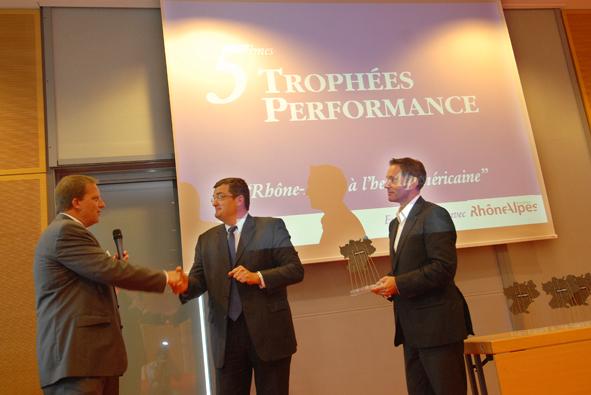 Trophées performance 2008 : Rhône-Alpes à l'heure américaine
