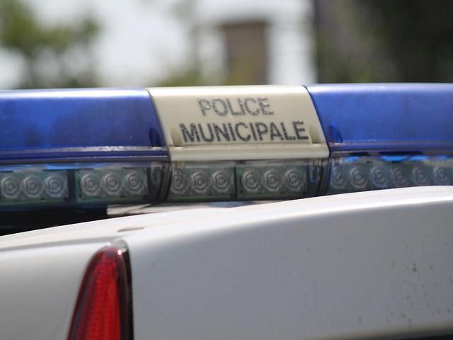 Saint-Genis-Laval : il refuse d'obtempérer et percute volontairement la voiture des policiers