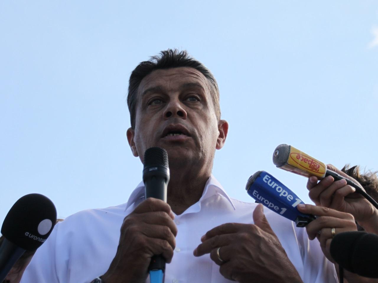 Xavier Beulin de la FNSEA annonce la suspension du mouvement - LyonMag