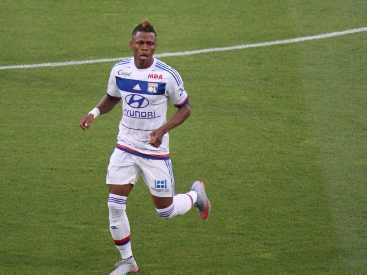 Maillot THIRD OM Clinton NJIE
