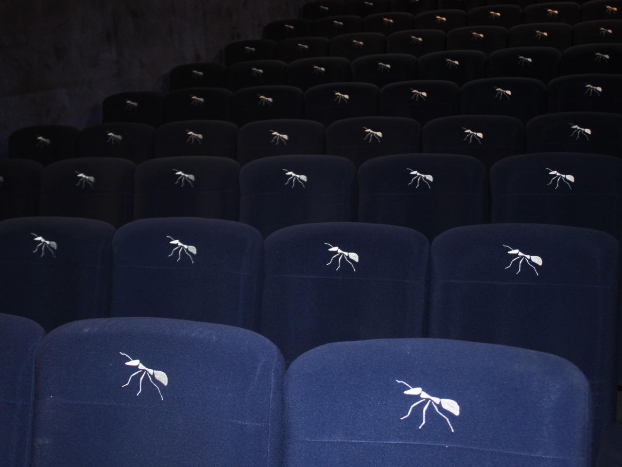 Trois ans après, le cinéma La Fourmi rouvre ses portes à Lyon