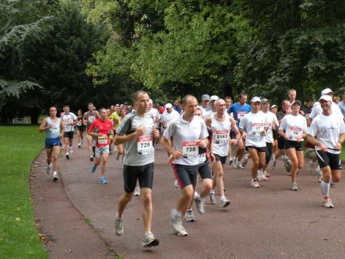 Pour prolonger les vacances... Run in Lyon (16/20)