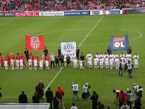 Lyon bloque face à Monaco