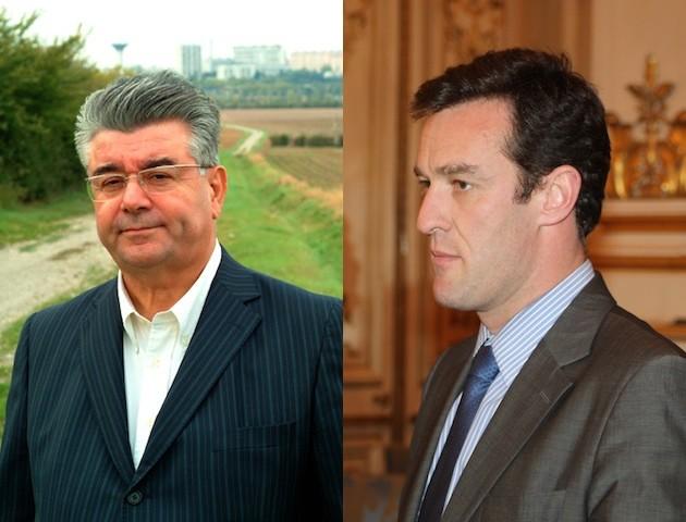 Le député de Lyon Michel Havard et celui de Vénissieux André Gerin épinglés pour manque d'assiduité