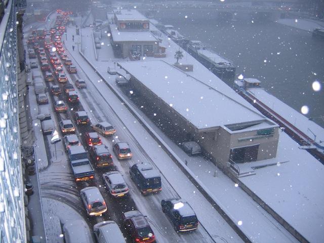Neige : les prévisions pour l'agglomération lyonnaise (actualisé)