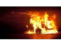 Cinq personnes arrêtées pour incendies de voiture