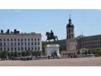 Lyon : les guides conférenciers manifestent