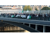 Lyon : hommage aux Algériens massacrés en octobre 61 à Paris
