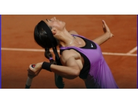 Tennis : Caroline Garcia sortie de l'Open d'Australie