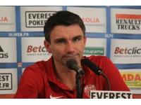 Patrice Carteron n'est plus l'entraîneur de Dijon