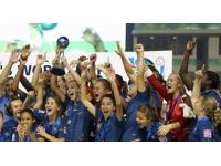 Foot féminin : la coupe du monde des U17 présentée à Lyon