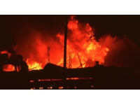 Un incendie sur l'A43 à l'Isle d'Abeau dans le sens Lyon-Grenoble