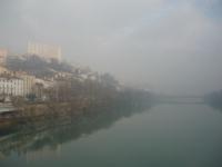 Alerte pollution maintenue dimanche en Rhône-Alpes