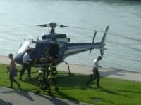 Démineurs, pompiers et gendarmes à la rencontre des lyonnais