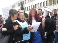 Des familles adoptives du Rhône manifestent samedi à Paris