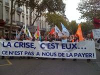 Entre 3 500 et 10 000 manifestants à Lyon