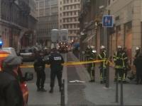 Fuite de gaz rue Childebert