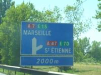 Givors: 6 blessés sur l'A47