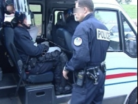 Il se réfugie chez une inconnue pour ne pas être rattrapé par la police