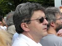 Jean-Luc Mélenchon était à Vaulx-en-Velin jeudi