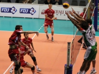 L'ASUL Volley s'incline face à Cannes