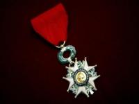 L'avocat Alain Ribeyre fait Chevalier dans l'Ordre de la Légion d'honneur