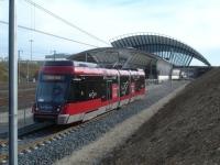 La circulation du Rhônexpress partiellement interrompue