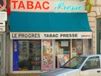 Le braquage d'un tabac-presse dans l'agglomération