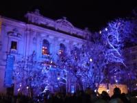 Le centre-ville de Lyon totalement coupé à la circulation pendant la fête des lumières
