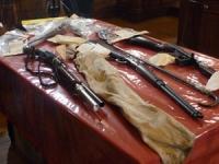 Le papi collectionneur ne pourra pas récupérer ses armes