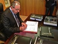 Le permis du construire du Grand Stade a été signé