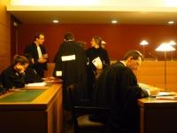 Les avocats lyonnais peuvent assurer leur robe