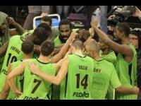 Les basketteurs de l'ASVEL victorieux en Eurocup
