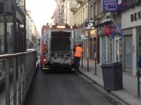 Les éboueurs du Grand Lyon en grève lundi ?
