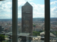Lyon: grève au Crayon