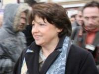 Martine Aubry dans la région Rhône-Alpes jeudi