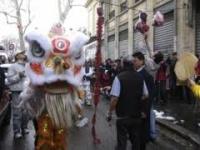 Nouvel an chinois sous le signe du dragon