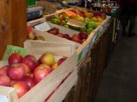 Opération « pommes en ville » dans l'agglomération lyonnaise