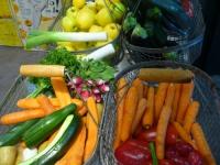 Open légumes à Lyon ce week end