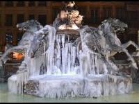 Vague de froid : Privés d'eau à Lyon