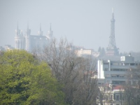 Retour de la pollution dans l'agglomération