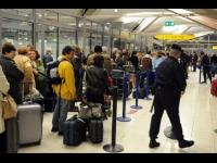 Risque de perturbations dans les aéroports lundi