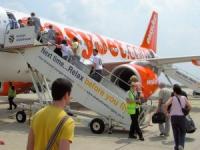 Grève chez Easy Jet: un seul vol annulé à Saint-Exupéry