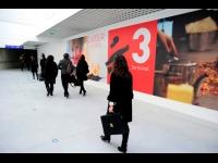 Saint-Exupéry: une partie du futur Terminal 3 entre en service