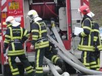Trois appartements détruits par un incendie à Lyon