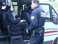 Un appel à témoin pour tenter de retrouver un motard en fuite