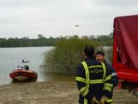 Un corps retrouvé jeudi dans le canal de Jonage