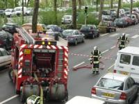 Un hôtel évacué à cause d'une fuite de gaz